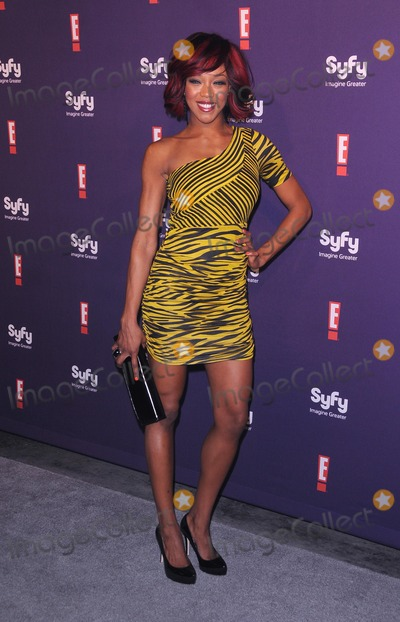 Alicia Fox Photo - Syfy  E Comic-con 2011 Party at Hotel Solamar in San Diego CA 72311 Photo by Scott Kirkland-Globe Photos  2011 Alicia Fox