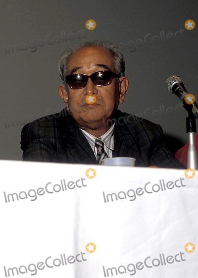 Akira Kurosawa Photo - Photo Doug Vann Ipol Globe Photos Inc Akira Kurosawa