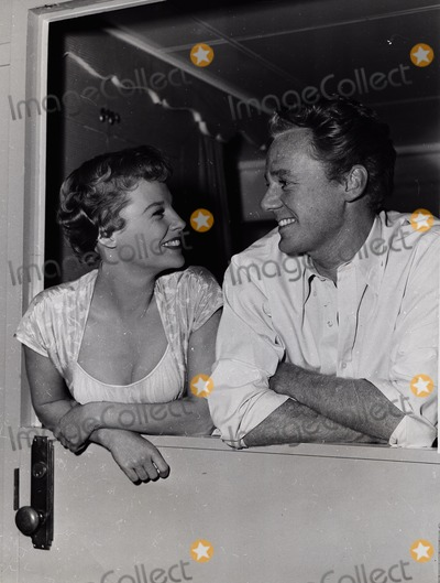 June Allyson Photo - June Allyson Van Johnson Supplied by Globe Photos Inc