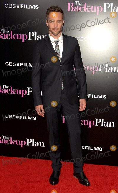 Alex OLoughlin Photo - Alex Oloughlin attends the Los Angeles Premiere of the Back Up Plan Held at the Manns Village Theatre in Westwoodca 04-21-10 Photo by D Long- Globe Photos Inc 2010