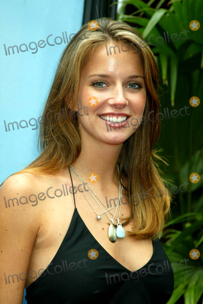 Amber Brkich Photo - 2004-2005 Cbs Upfront Party at Tavern on the Green  New York City 05192004 Photo by Sonia MoskowitzGlobe Photosinc Amber Brkich