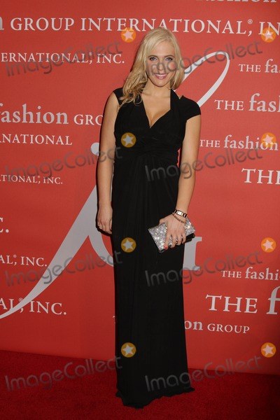 Annabel Tollman Photo - Fashion Group International 29th Annual Night of Stars Cipriani Wall Street NYC October 25 2012 Photos by Sonia Moskkowitz Globe Photos Inc 2012 Annabel Tollman