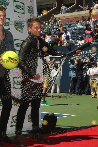 Adam Pitts Photo - Adam Pitts of Lawson attends 2013 Arthur Ashe Kids Day at Usta Billie Jean King National Tennis Center on 8242013 in Flushing Qns Photo by Mitch Levy- Globe Photos Inc