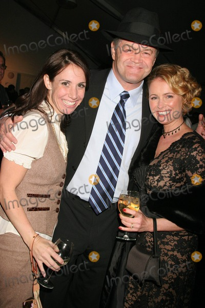 Ami Dolenz Photo - the 2008 World Magic Awards - Vip After Party Barker Hangar Santa Monica California 10-11-2008 Brandi Laplant Micky Dolenz and Daughter Ami Dolenz Photo Clinton H Wallace-photomundo-Globe Photos Inc