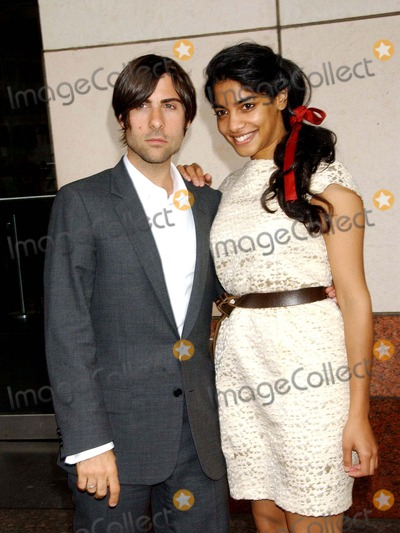 Amara Karan Photo - New York Film Festival Press Conference For Darjeeling Limited Walter Reade Theater NYC 09-27-2007 Photo by Ken Babolcsay-ipol-Globe Photos Inc 2007 Jason Schwartzman Amara Karan