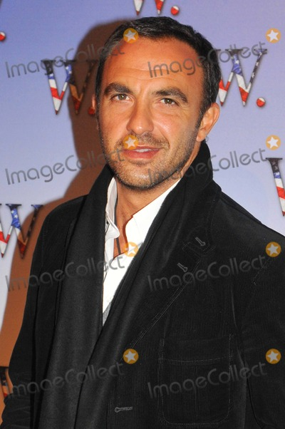 Nikos Aliagas Photo - Nikos Aliagas K60148 Premiere of the Film W Improbable President at Gaumont Marignan  Paris 10-21-2008 Photo by Fay Alexandre-pix Planete-Globe Photos Inc