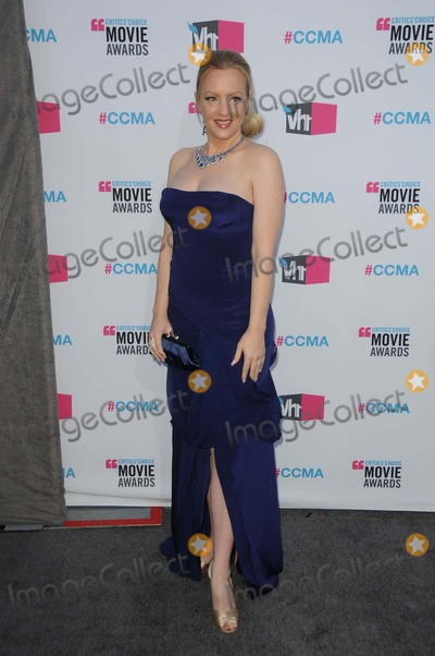 Wendi McLendon Covey Photo - Wendi Mclendon-covey attending the 17th Annual Critics Choice Movie Awards Held at the Hollywood Palladium in Hollywood California on 11212 Photo by D Long- Globe Photos Inc