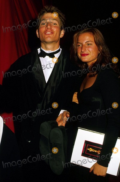 Patrick ONeal Photo - Academy Awardsoscars 15417 1989 Patrick O Neal_zoe Cassevetes Photo by Phil RoachipolGlobe Photosinc