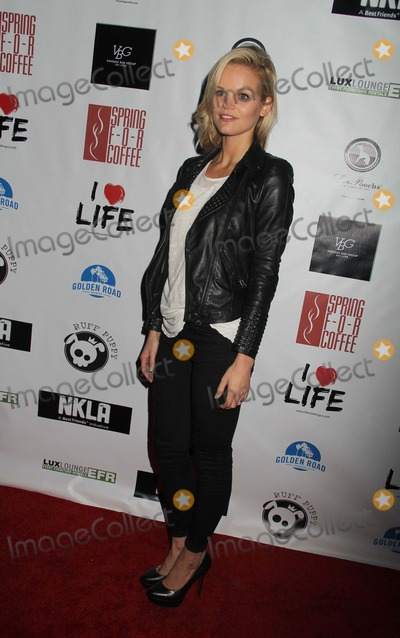 Anya Monzikova Photo - No Kill LA Charity Event Hosted by Jasmine Dustin and Anya Monzikova Mauros Cafefred Segal West Hollywood CA 04022013 Sina Henrie Photo Clinton H Wallace-Globe Photos Inc