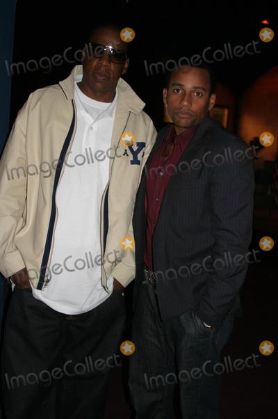 Andre Harrell Photo - Medal of Honor Rag Vip Reception For Heavy D Hosted by Jay Z  Andre Harrell Egyptian Arena Theatre Hollywood CA 06-27-2005 Photo ClintonhwallacephotomundoGlobe Photos Inc Jay Z and Hill Harper