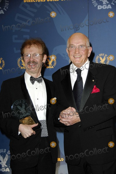 Edwin Sherin Photo - Terry Benson and Edwin Sherin During the 59th Annual Directors Guild of America Awards (Press Room) Held at the Hyatt Regency Century Plaza Hotel on February 3 2007 in Century City Los Angeles Photo by Michael Germana-Globe Photos 2007