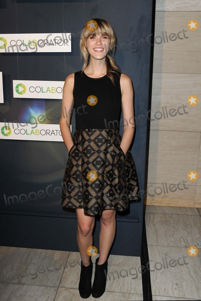 Astrea Campbell-Cobb Photo - Astrea Campbell-cobb attending the Launch of the First-ever Project Collaboration Network Held at the Milk Studio in Hollywood California on November 6 2014 Photo by D Long- Globe Photos Inc
