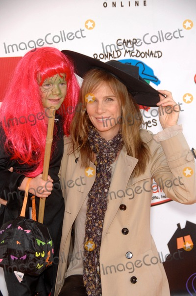 Adelaide Taylor Photo - Adelaide Taylor and Rachel Griffiths During the 2010 Camp Ronald Mcdonalds Annual Halloween Carnival Held at on the Universal Studios Lot on October 24 2010 in Los Angeles Photo Michael Germana - Globe Photos Inc 2010