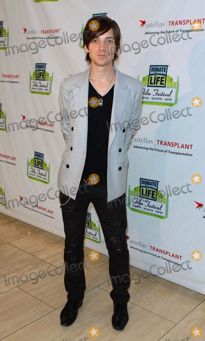 Alex Band Photo - Alex Band Donate Life Hollywood Film Festivals Opening Night Gala- Arrivals Held at Paley Center For Mediabeverly Hillscalifornia 06-11-2010 Photo Credit Tleopold-Globephotos