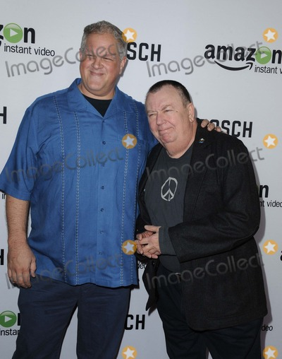 Troy Evans Photo - Abraham Benrubi Troy Evans attending the Premiere Screening of Amazon Studios Bosch Held at the Arclight Theater in Hollywood California on February 3 2015 Photo by D Long- Globe Photos Inc