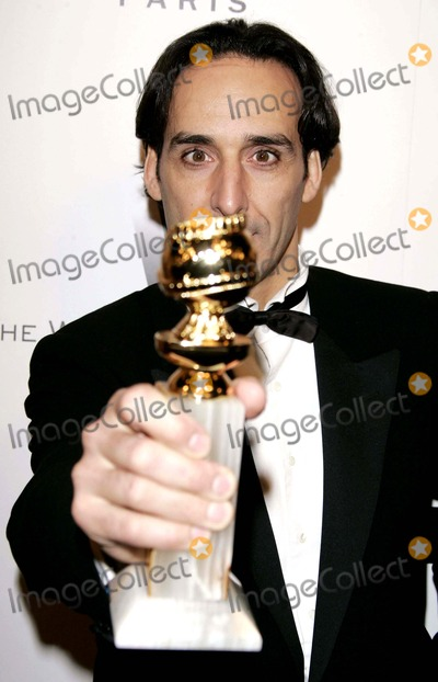Alexandre Desplat Photo - Alexandre Desplat Best Original Score 2007 Golden Globe Winner For the Painted Vail K51350 the Weinstein Companys 2007 Golden Globes After Party at the Beverly Hilton Hotel  Beverly Hilton Hotel CA 01-15-2007 Photo by Allstar-Globe Photosinc