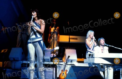 ABBA Photo - Photo Globe Photos Inc Abba Stagebandreq