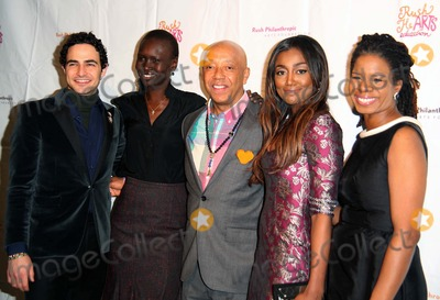 Alex Wek Photo - Rush Philanthropic Arts Foundation Valentines Day Luncheon the Plaza Hotel NYC February 14 2014 Photos by Sonia Moskowitz Globe Photos Inc 2014 Zac Posen Alex Wek Russell Simmons Patina Miller Tangie Murray