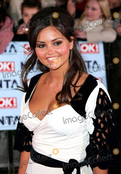 Jenna Coleman Photo - Jenna Louise Coleman Red Carpet Arrivals National Televison Awards 2006 Photo David Gadd  Allstar  Globe Photos Inc
