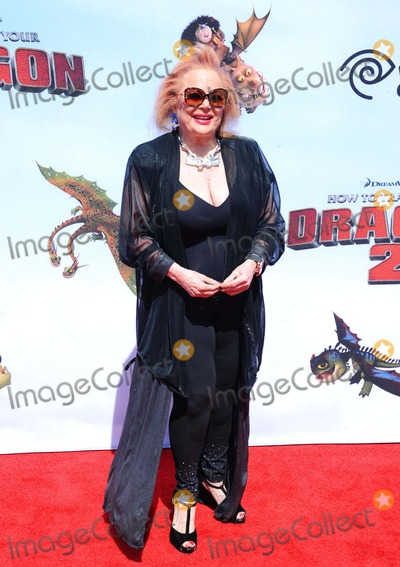 Carol Connors Photo - Carol Connors attending the Los Angeles Premiere of How to Train Your Dragon 2 Held at the Regency Village Theater in Westwood California on June 8 2014 Photo by D Long- Globe Photos Inc
