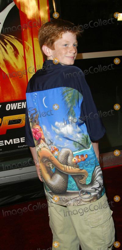 Austin Stout Photo - Austin Stout I Spy - Premiere Arclight Theater Hollywood CA October 23 2002 Photo by Nina PrommerGlobe Photos Inc2002