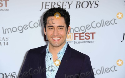 John Lloyd Young Photo - John Lloyd Young attending the 2014 Los Angeles Film Festival Premiere of Jersey Boys Held at the Regal Cinemas LA Live in Los Angeles California on June 19 2014 Photo by D Long- Globe Photos Inc