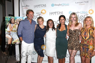 Ali Wentworth Photo - Hamptons Magazine Annual Arthampton Celebration Arthamptons at Novas Art Project Bridgehampton NY July 11 2014 Photos by Sonia Moskowitz Globe Photos Inc Chris Wragge Ali Wentworth Samantha Yanks Katie Lee Stephanie March Debra Halpert