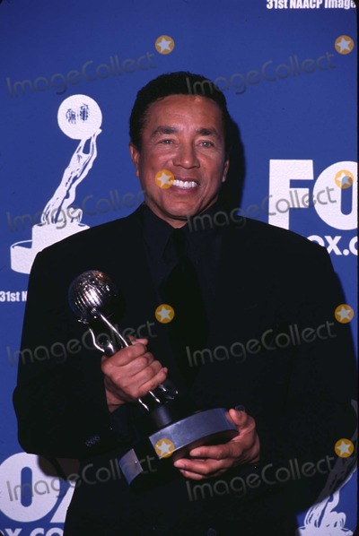 Smokey Robinson Photo - Naacp Image Awards- Smokey Robinson Was Inducted Into the Image Awards Hall of Fame the Event Was Held in Pasadena California on 2-10-200