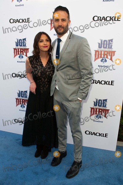 Adam Eget Photo - Adam Eget attends Joe Dirt 2 Beautiful Loser Premiere on June 24th-2015 at the Cary Grant Theatresony Pictures Studiosculver CitycaliforniausaphotoleopoldGlobephotos