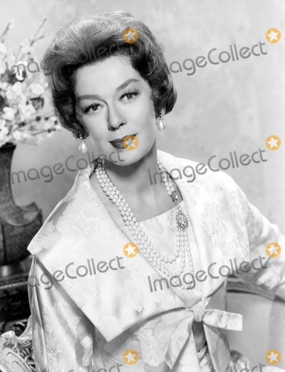 Alec Guinness Photo - Rosalind Russell Currently Starring Alec Guinness in a Majority of One Photo by Globe Photos