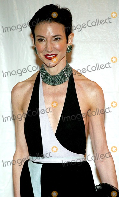 Amy Fine Collins Photo - Amy Fine Collins K30436rm the American Ballet Theatre Spring Gala at Lincoln Centers Metropolitan Opera House in New York City 552003 Photo Byrick MacklerrangefinderGlobe Photos Inc 2003