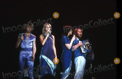 ABBA Photo - 1996 Abba Photo by Gary MerrinGlobe Photos