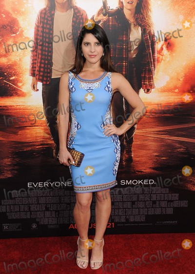 Ashley Arpel Photo - Ashley Arpel attending the Los Angeles Premiere of American Ultra Held at the Ace Hotel in Los Angeles California on August 18 2015 Photo by D Long- Globe Photos Inc
