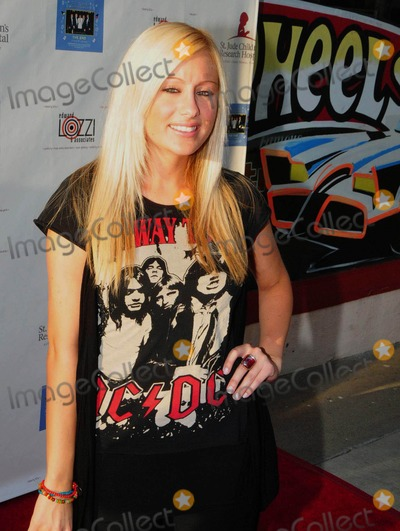 Abbey Scott Photo - Hollywood Celebrates the Release of the Epic Cd the End - a New Beginning and Launch of the Elvis Hit Making Team Project in Barris Kustom City  North Hollywood California 09-22-2009 Photo by John Krondes-Globe Photos Inc Actress Abbey Scott