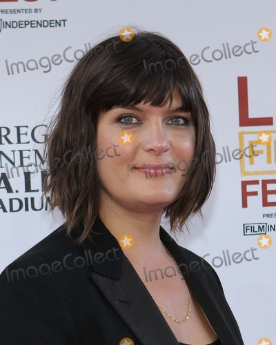 Amanda Marsalis Photo - Amanda Marsalis attends Laff - Opening Night Premiere of Snowpiercer on June 11th 2014 at the Regal Cinemas LA Live in Los Angelescaliforniausa Phototleopold Globephotos