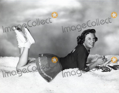 June Allyson Photo - June Allyson 1956 Supplied by Ipol-Globe Photos Inc