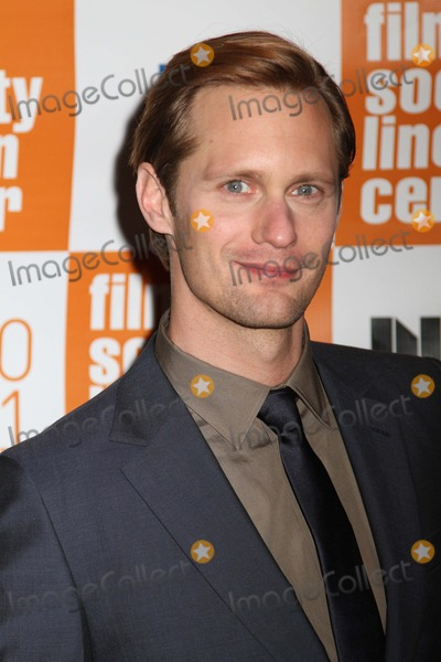 Alexander Skarsgaard Photo - The 49th Annual New York Film Festival Presents the Nyff Presentation of Melancholia Alice Tully Hall NYC October 3 2011 Photos by Sonia Moskowitz Globe Photos Inc 2011 Alexander Skarsgaard