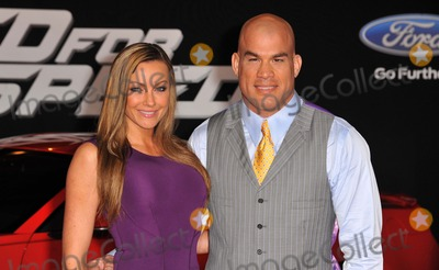 Amber Nicole Photo - Tito Ortiz Amber Nicole attending the Los Angeles Premiere of Need For Speed Held at the Tcl Chinese Theatre in Hollywood California on March 6 2014 Photo by D Long- Globe Photos Inc