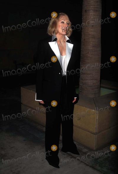 Kim Novak Photo - Vertigo Screening at Egyptian Theatre Hollywood CA 01172004 Photo by Phil RoachipolGlobe Photos Kim Novak