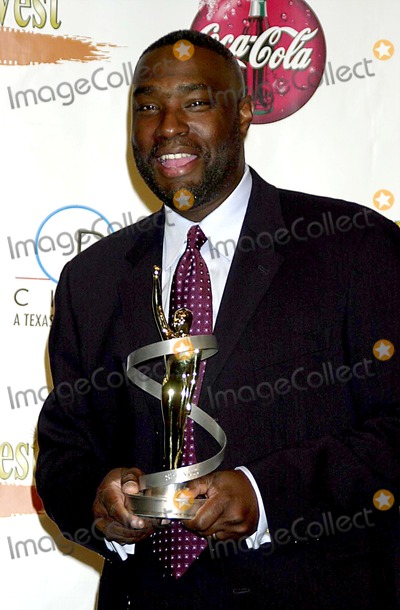Antwone Fisher Photo - Sd0306 Showest 2003 Awards Paris Hotel Las Vegas NV Photojohn Krondes  Globe Photos Inc 2003 Antwone Fisher