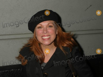 Carolee Carmello Photo - Cast Members Exit the Lunt-fontanne Theatre After a Preview Performance of the Addams Family NYC 03-15-2010 Photos by Rick Mackler Rangefinder-Globe Photos Inc2010 Carolee Carmello
