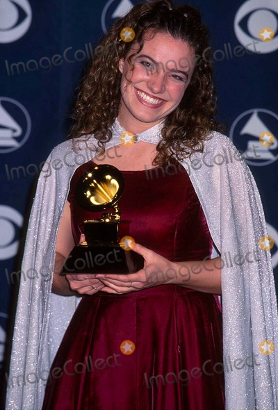 Rebecca St James Photo - Rebecca St James at 42nd Annual Grammys  Staple Center in Los Angeles  CA 2-23-2000 I4141ta Photo by Tammie Arroyo-ipol-Globe Photos Inc