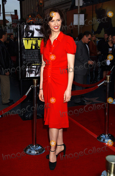 Anna Galvin Photo - Vice Premiere at Graumans Chinese Theatre Hollwood CA 05-07-2008 Photo by Phil Roach-ipol-Globe Photos Anna Galvin