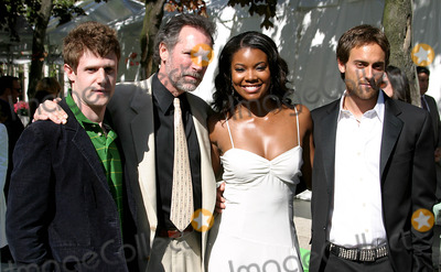 Gabrielle Union Photo - Abc Upfront Event Lincoln Centre New York 05-17-2005 Photo Clinton H WallacephotomundoGlobe the Night Stalker Cast Eric Jungmann Cotter Smith Gabrielle Union and Stuart Townsend