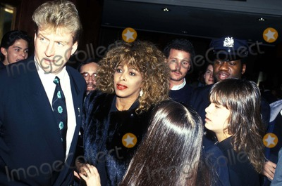 Tina Turner Photo - 1989 Tina Turner with Boyfriend Erwin Bach Photo by John BarrettGlobe Photos