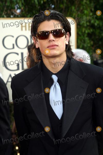 AJ Lamas Photo - Golden Globe Award Arrivals Beverly Hills Hilton Beverly Hills CA 011903 Photo by Nina Prommer  Globe Photos Inc 2003 Aj Lamas