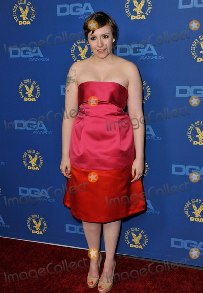 Lena Dunham Photo - Lena Dunham attending the 65th Annual Directors Guild of America Awards - Arrivals Held at the Ray Dolby Ballroom in Hollywood California on February 2 2013 Photo by D Long- Globe Photos Inc