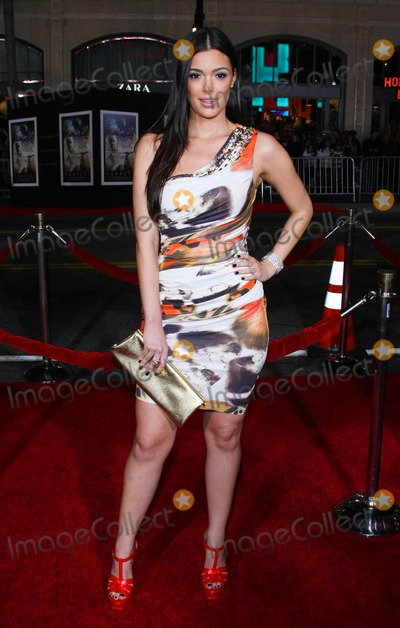 Annabelle Acosta Photo - Annabelle Acosta Actress the Los Angeles Premiere of the Fighter Held at the Graumans Chinese Theatre in Hollywood California on December 6 2010 Photo by Graham Whitby Boot-allstar-Globe Photosinc