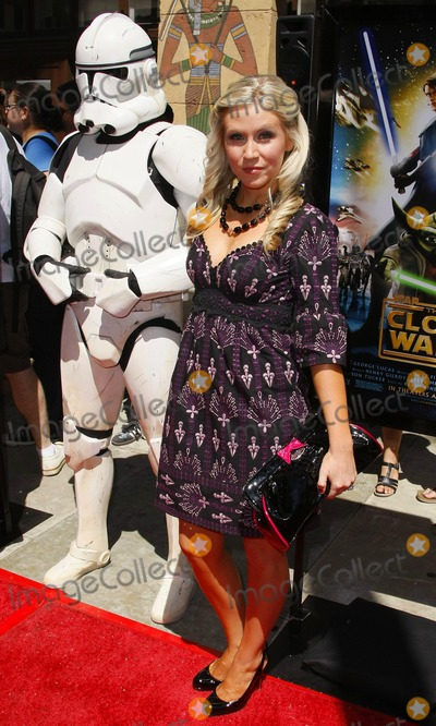 Ashley Eckstein Photo - Ashley Eckstein Actress K59120 Star Wars the Clone Wars Us Premiere at Egyptian Theatre in Hollywood  California 08-10-2008 Photo by Graham Whitby Boot-allstar-Globe Photos Inc