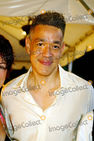 Andres Serrano Photo - Robert Wilsons Water Mill Center Gala in Water Mill New York 7312004 Photo Bysonia MoskowitzGlobe Photos Inc 2004 Andres Serrano